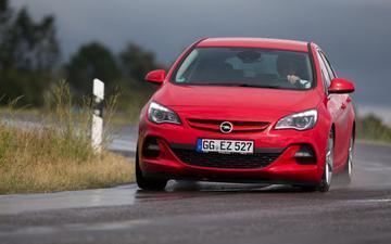 Opel Astra Biturbo CDTI