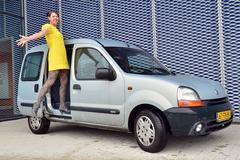 Klokje Rond - Renault Kangoo