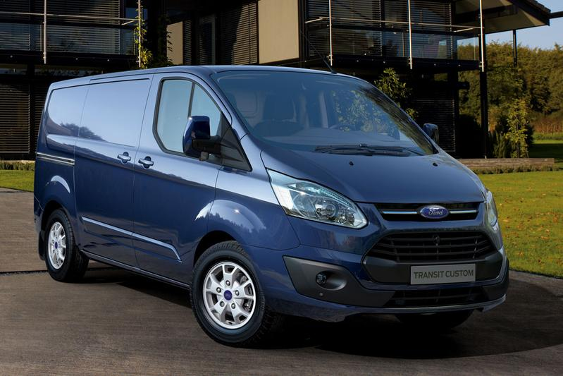 Ford Transit Custom L1H1 290 125pk Limited (2013)