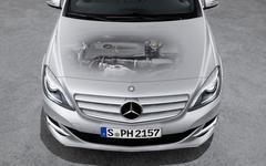 Mercedes-Benz B-Klasse ook weer op aardgas