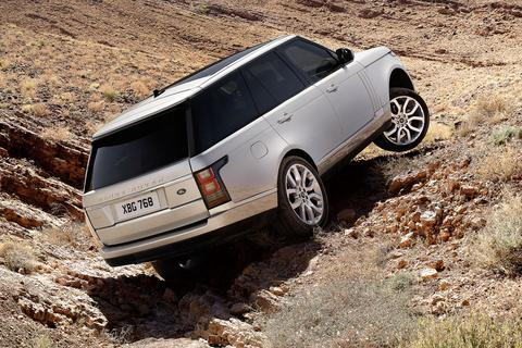 2017 Land Rover Range Rover 5.0 L V8 Supercharged Autobiography >> Land Rover Range Rover 5.0 V8 Supercharged Autobiography ...