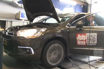 Op de rollenbank: Citroën DS4 2.0 HDi-duurtester