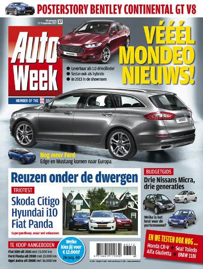 AutoWeek 37 2012