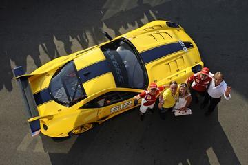 Ferrari 599XX Evo extra duur voor het goede doel