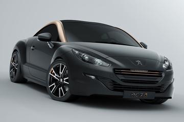 Peugeot neemt extra dikke RCZ R mee naar Parijs