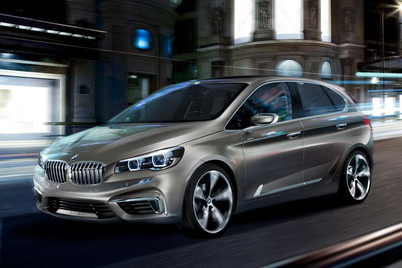 Concept Active Tourer nieuw hoofdstuk voor BMW
