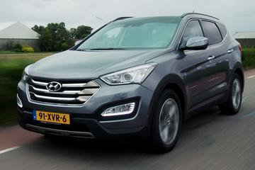 Hyundai Sante Fe alleen nog als diesel