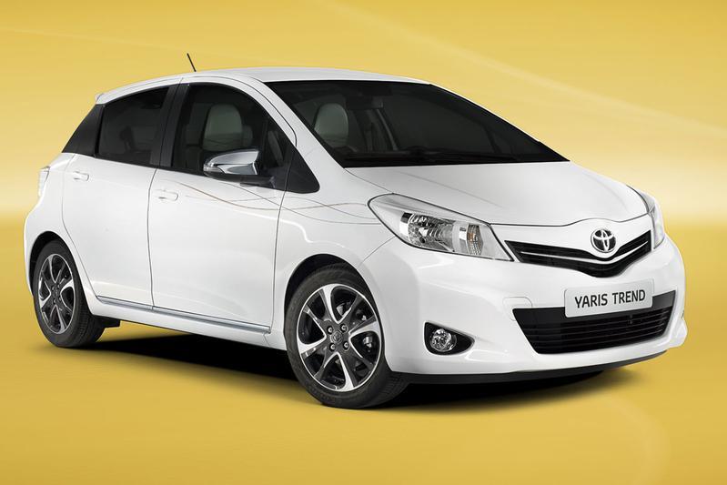 Toyota Yaris Trend is speciaal voor jonger publiek