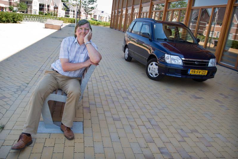 Klokje Rond - Daihatsu Gran Move