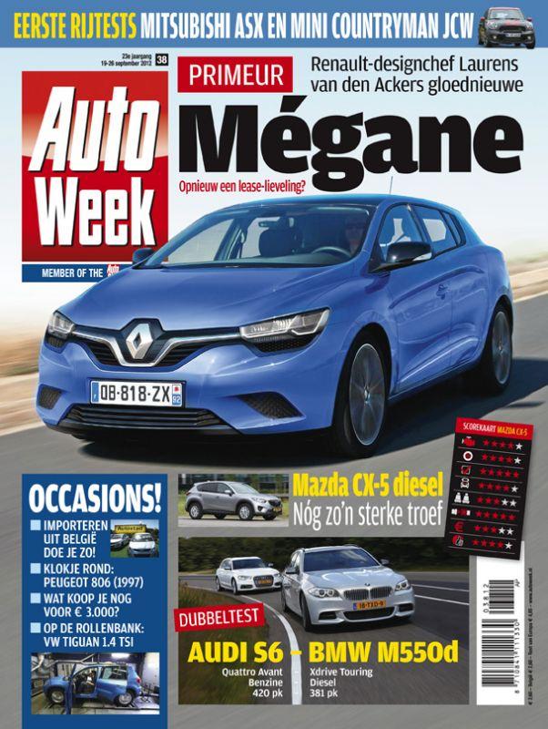 AutoWeek 38 2012