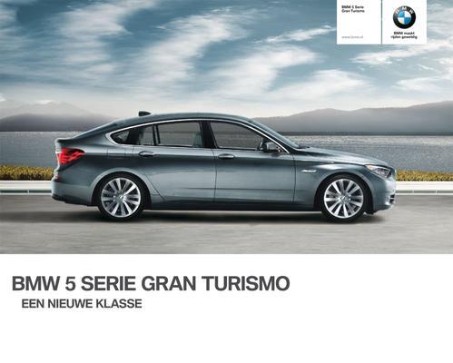 Brochure BMW 5-serie Gran Turismo (2009)