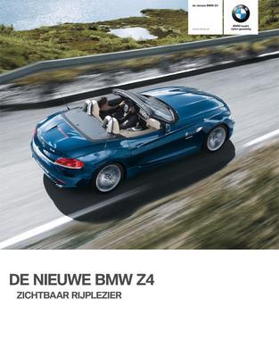Brochure BMW Z4 (2009)