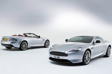 Aston Martin ontketent nieuwe DB9