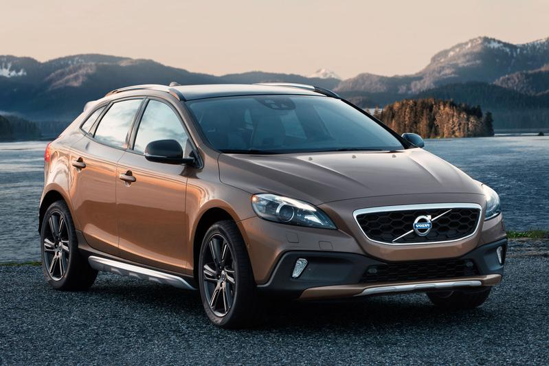 Volvo V40 Cross Country T3 Nordic+ (2016)