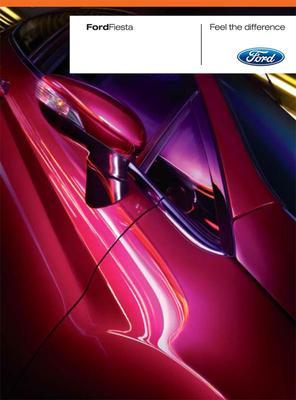 Brochure Ford Fiesta (2008)