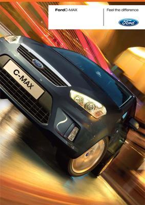 Brochure Ford C-MAX (2010)