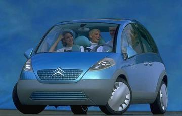 Aftellen naar Parijs - Deel 3: Citroën C3 Concept