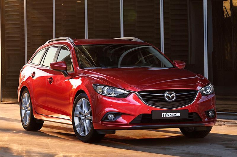 Mazda 6 SportBreak SkyActiv-D 2.2 150pk Skylease (2014)