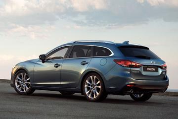 Nu ook vanafprijs Mazda 6 Sportbreak