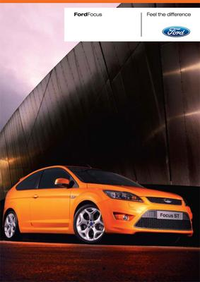 Brochure Ford Focus (2009)