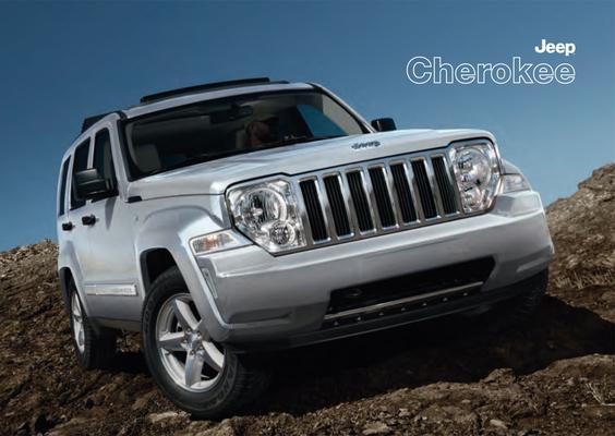 Brochure Jeep Cherokee (2010)