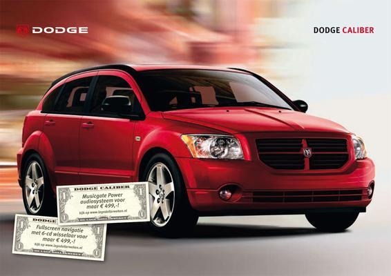 Brochure Dodge Caliber (2007)