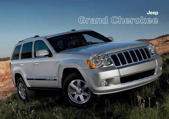 Brochure Jeep Grand Cherokee (2009)
