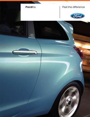 Brochure Ford Ka (2010)
