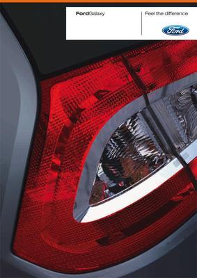 Brochure Ford Galaxy (2009)