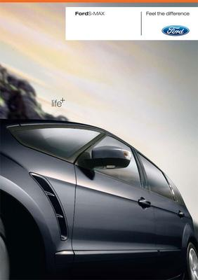 Brochure Ford S-MAX (2009)