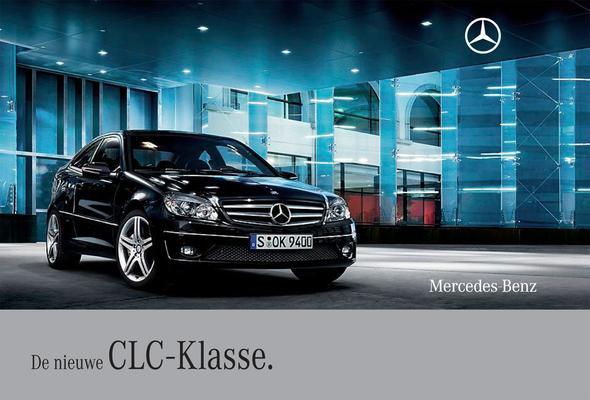Brochure Mercedes-Benz CLC (2008)