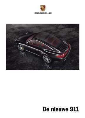 Brochure Porsche 911 (2008)