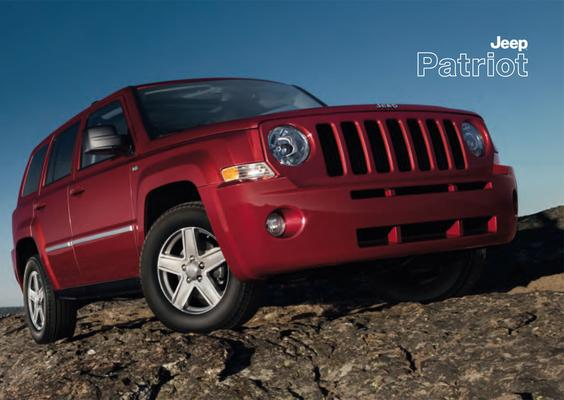 Brochure Jeep Patriot (2010)