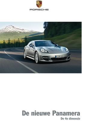 Brochure Porsche Panamera (2009)