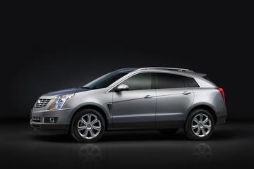 Nieuwe motor voor Cadillac SRX