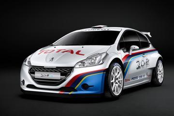 Peugeot tovert 208 om tot rallykanon