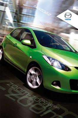 Brochure Mazda 2 (2009)