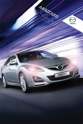 Brochure Mazda 6 (2010)