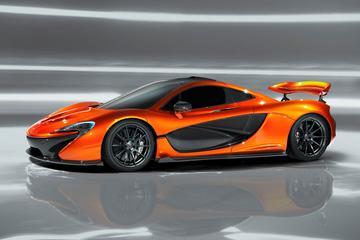 Avondknaller: de McLaren P1!