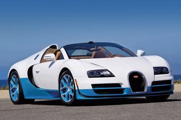 Bugatti hijst Veyron weer in ander jasje