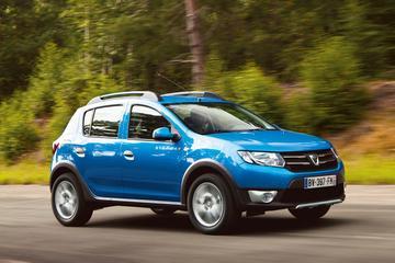 Dacia vernieuwt ook de Stepway