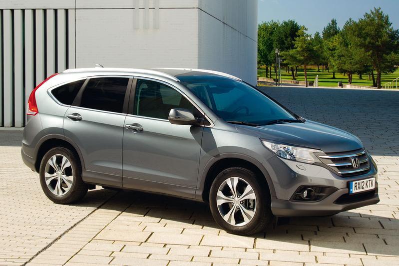 Honda CR-V 1.6 i-DTEC Lifestyle 2WD (2015)