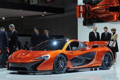 Parijs showverslag deel 9: McLaren P1