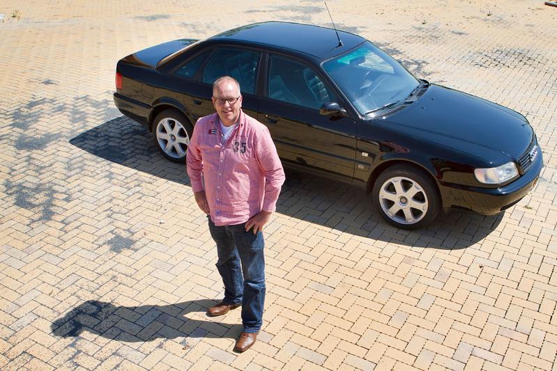 Klokje Rond - Audi A6 1.9 TDI 1996
