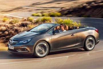 Opel Cascada: meer dan een Astra Cabrio