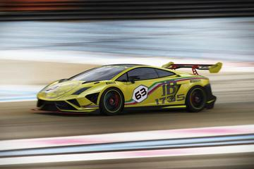 En dít is de Lamborghini Gallardo Super Trofeo