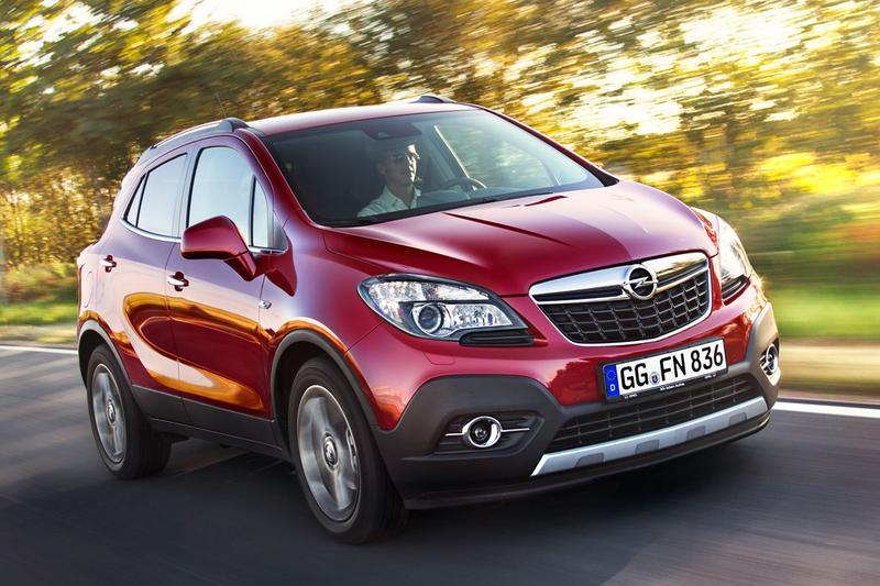 Opel Mokka 1.7 CDTI - Doorgelicht