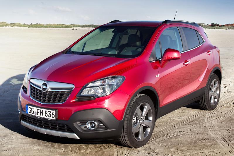 Opel Mokka 1.4 Turbo Cosmo (2015)