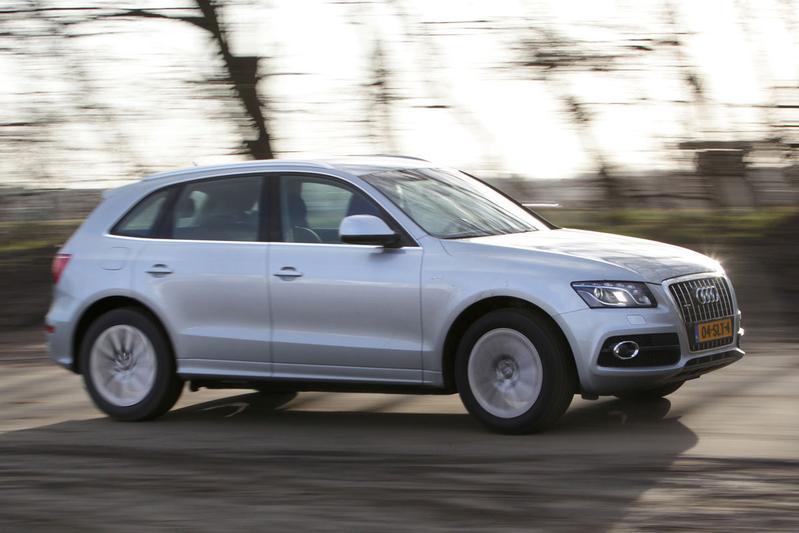 Audi Q5 2.0 TFSI Hybrid quattro (2012)