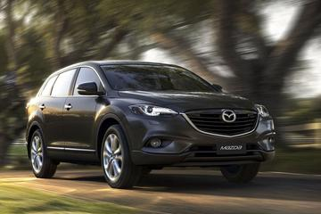 Mazda moderniseert CX-9